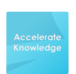 Accelerate Knowledge